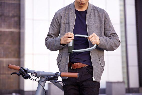 Ellipse fietsslot